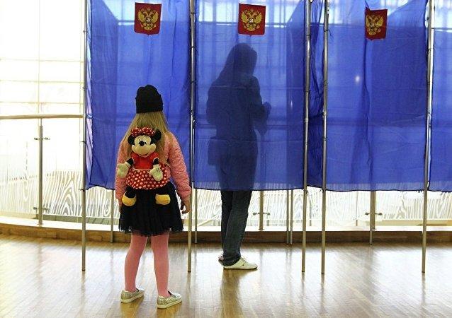 滨海边疆区行政长官选举丑闻:统俄党与俄共相互指责对方破坏选举