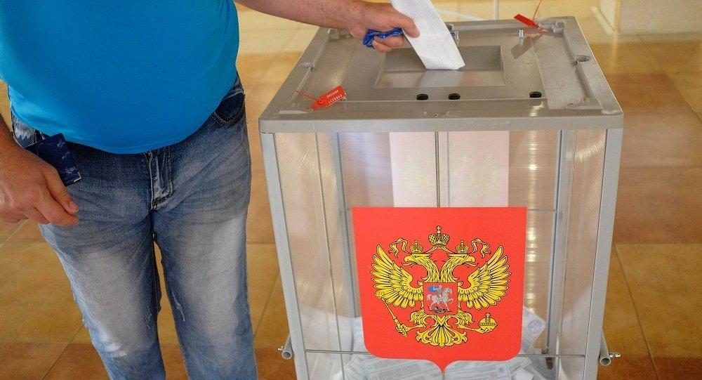 俄羅斯總統選舉候選人登記階段結束