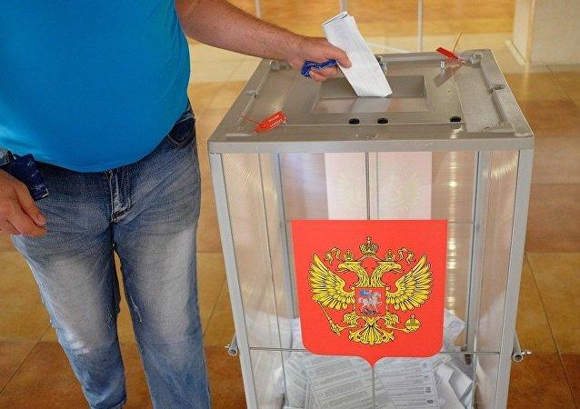 独联体观察员委员会向俄中选委递交文件登记119名选举观察员