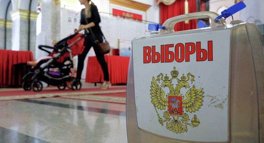俄羅斯在2018年大選期間增多亞太國家觀察員的人數