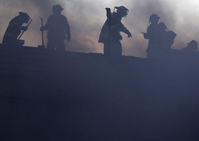外媒:美国化妆品工厂爆炸致伤人数已经涨至125人