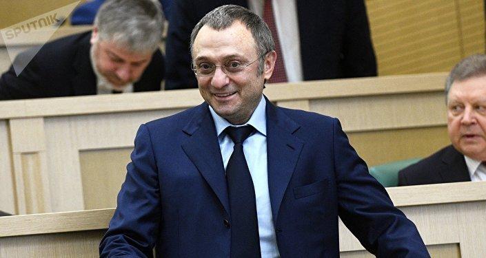俄議員凱里莫夫
