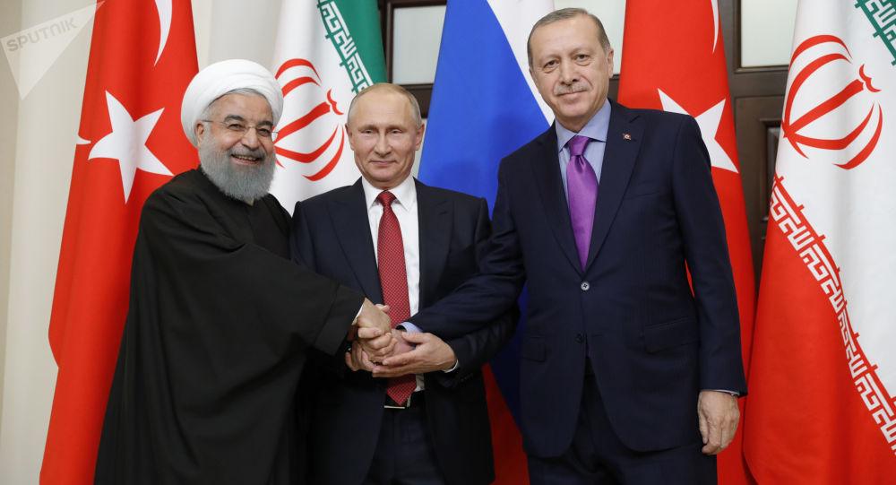 土总统发言人:土俄伊总统拟于9月初举行叙问题三方会谈