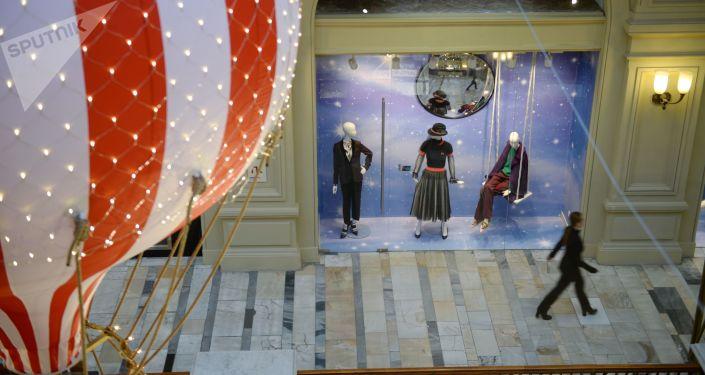 莫斯科国立百货商场将举办春节庆祝活动