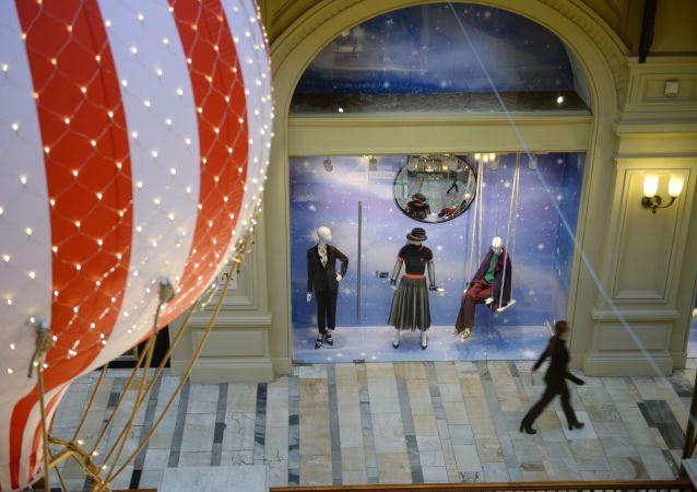 莫斯科國立百貨商場將舉辦春節慶祝活動