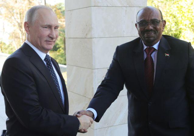 苏丹总统:叙利亚目前的状态是美国干涉的结果