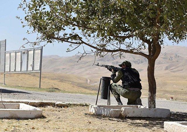 塔吉克斯坦与吉尔吉斯斯坦边界又起冲突 有人员伤亡