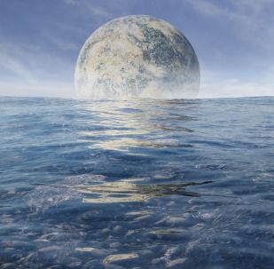 科學家:超級地球中的三分之一是水世界