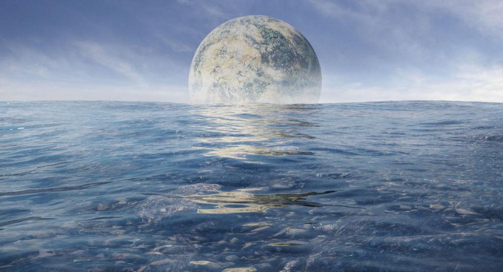 科学家:超级地球中的三分之一是水世界