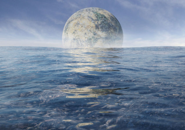 全海洋星球不存在生命