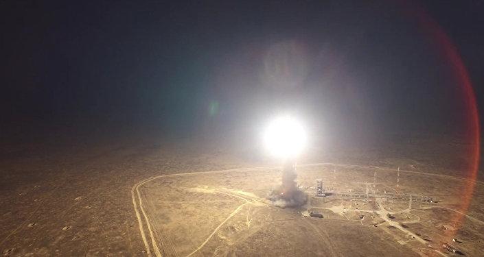 俄國防部成功試射「白楊」洲際導彈