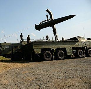 俄未進行過美方指責的「伊斯坎德爾-M」導彈試驗