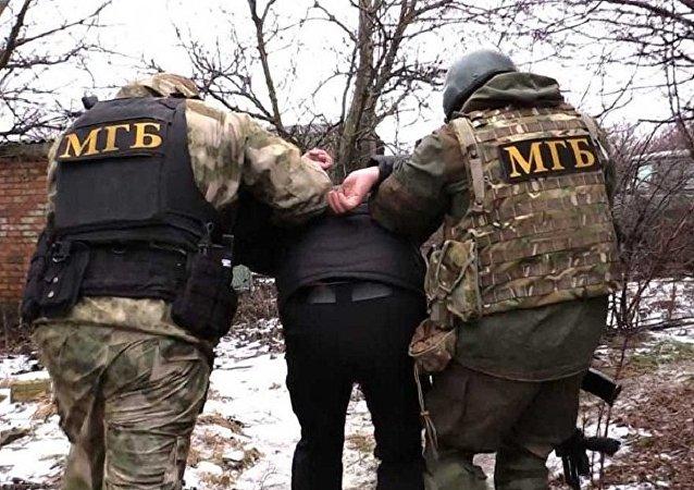 顿涅茨克人民共和国挫败恐怖分子暗杀强力部门负责人图谋