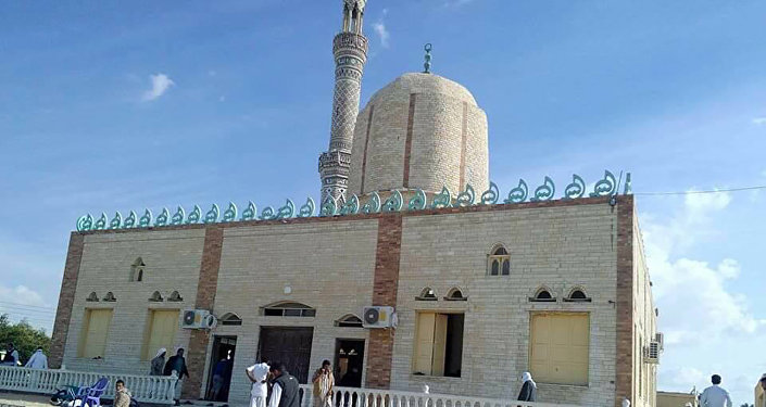 西奈半岛清真寺