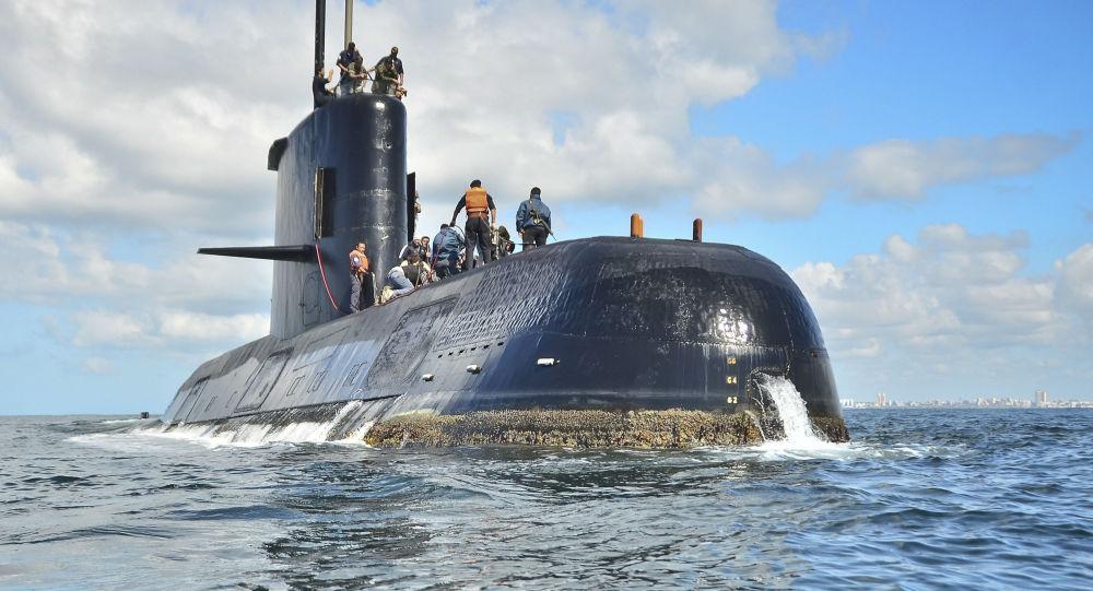 專家不排除「聖胡安」號潛艇遭攻擊失事的可能性