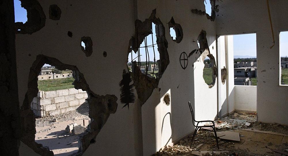 俄国防部:与叙反对派商定东古塔地区停火