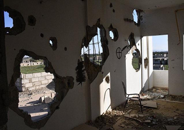 俄國防部:與敘反對派商定東古塔地區停火