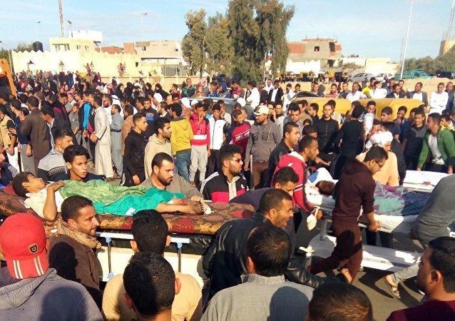 埃及国家机构:恐袭致死人数超过300人