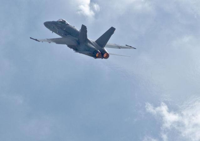 F/A-18 戰鬥機