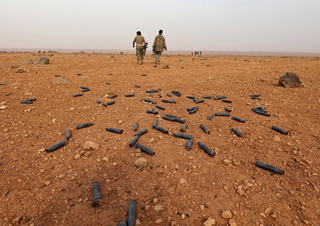 敘利亞軍人