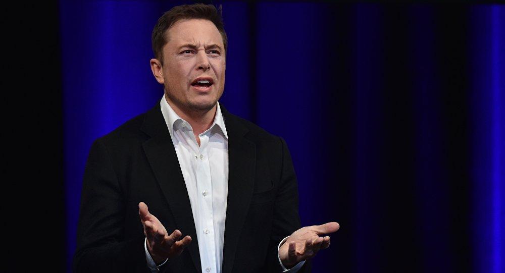 美国太空探索技术公司(SpaceX)创始人埃隆·马斯克