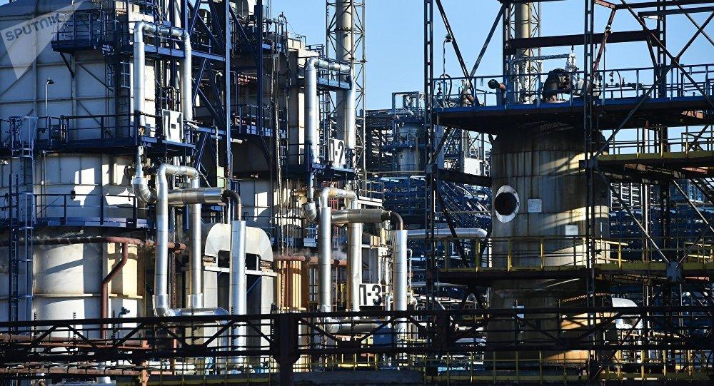 中國能源工程集團將幫助俄濱海邊疆區建設煉油廠