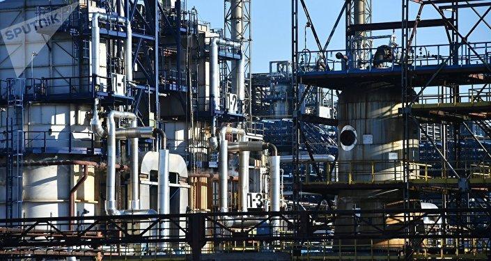 中国海关:俄罗斯连续9个月蝉联中国最大供油国
