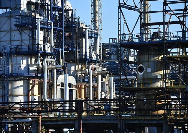 中国能源工程集团将帮助俄滨海边疆区建设炼油厂