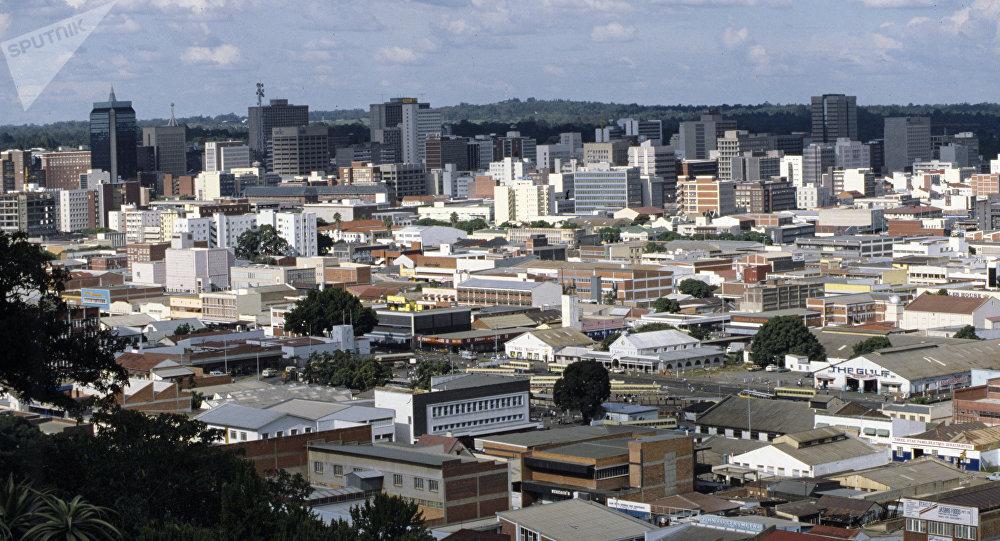 津巴布韋首都哈拉雷