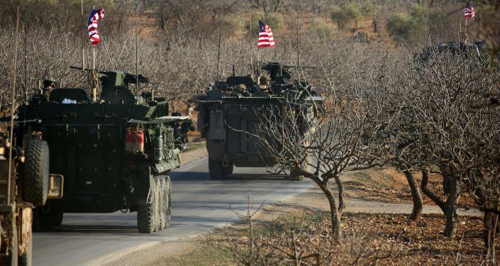 俄外长称俄方怀疑美国欲在叙长期甚至永久性驻军