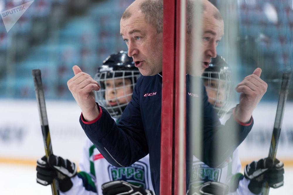 KHL國際兒童冰球比賽「俄羅斯天然氣杯」(Gazprom Neft Cup),鄂木斯克