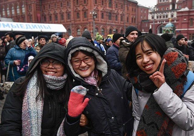 人民幣升值利好出境游 俄羅斯成春節出遊熱門目的地