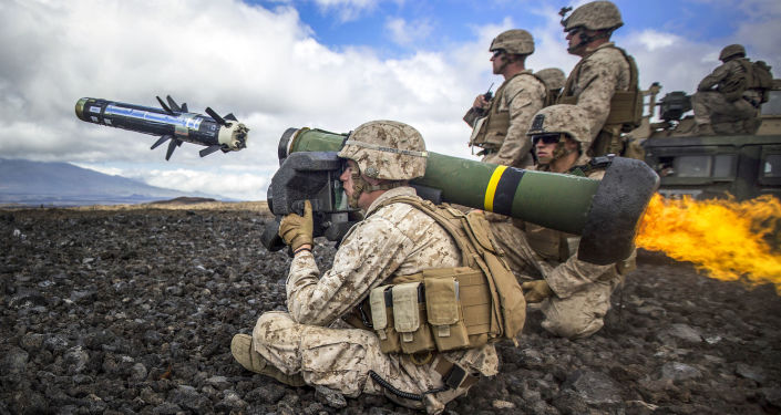 美國2017財年對外軍售額達419.3億美元