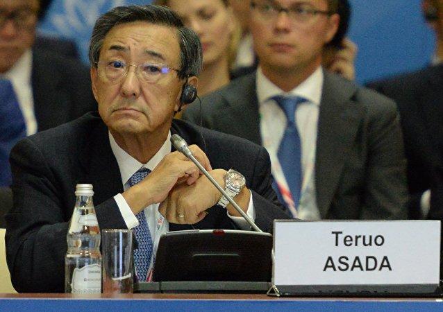朝田照男 (Teruo Asada)