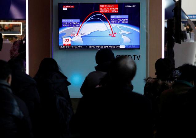 俄專家指出能促使朝鮮凍結核計劃的情況