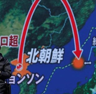 韓國外交部:日本和韓國準備在保留對朝制裁的同時解決朝鮮核問題