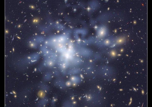 中国科学家接近揭开暗物质之谜