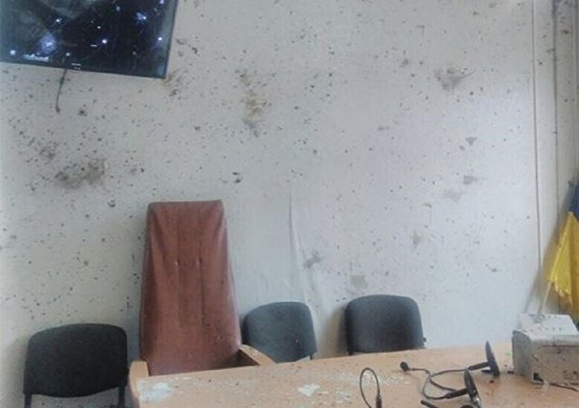 烏克蘭東南部一座法院發生手榴彈爆炸事件 1死7傷