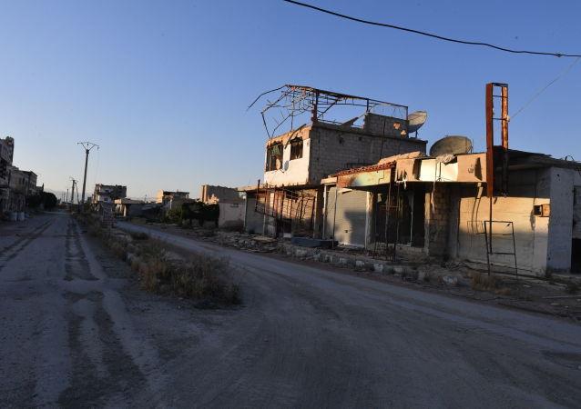 消息人士:敘東古塔停火機制將被繼續執行