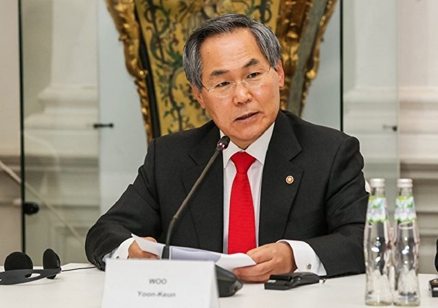 韓國駐俄大使禹潤根