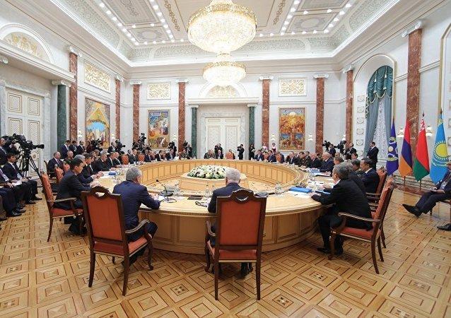 俄罗斯将就叙利亚形势主持召开集安组织常设理事会紧急会议