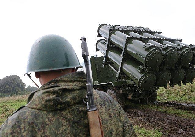 俄罗斯增强西部边境军力