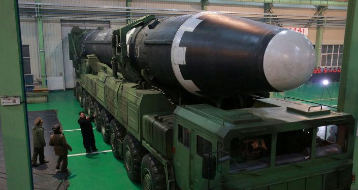 朝鮮僅需數月就有能力對美國實施打擊