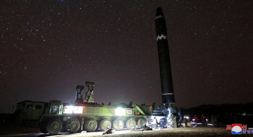 韓國情報機構未發現朝鮮導彈基地有異常活動