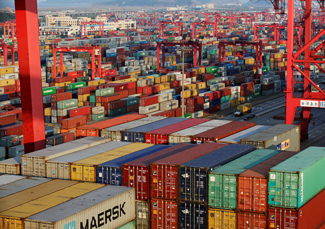 中國海關總署:2017年中俄貨物貿易進出口總值同比增長23.9%