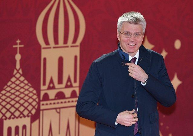 俄体育部长:俄全体运动员都欲参冬奥会且斗志昂扬