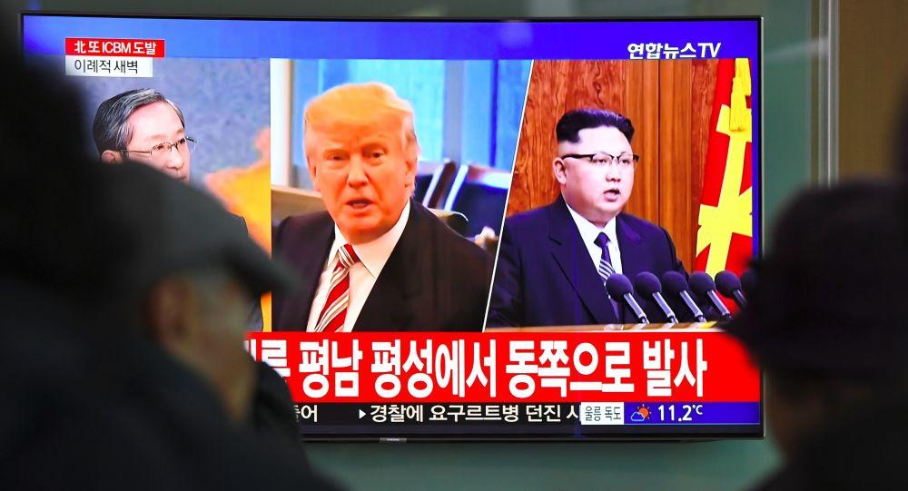 美国是否预计到对朝外交阵线将遭遇滑铁卢?