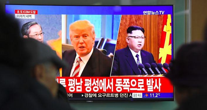直接谈判只会使朝鲜作出更多危险举动