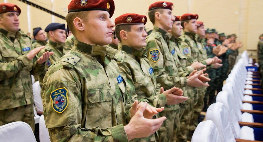 俄国民近卫军采购搭载激光装置的汽车