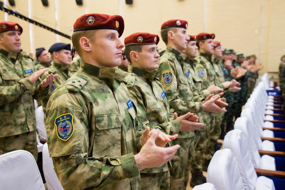 俄罗斯国家近卫军局